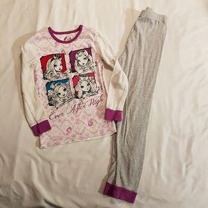 Ever After High pajama set